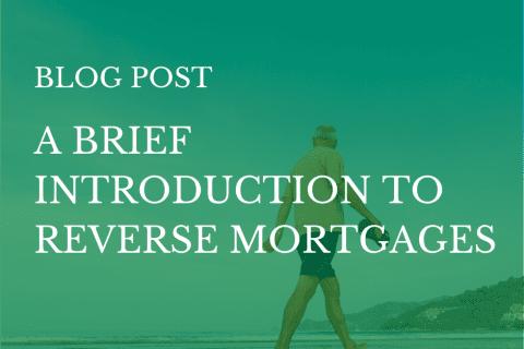 Reverse mortgage Tridac Mortgage broker Toronto