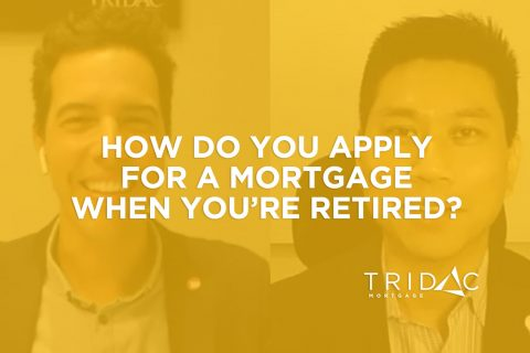 mortgage when retired