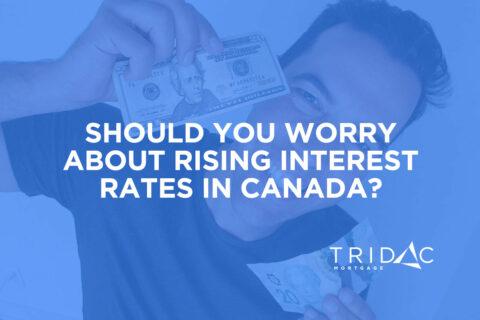 rising interest rates canada