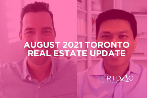 August 2021 real estate review