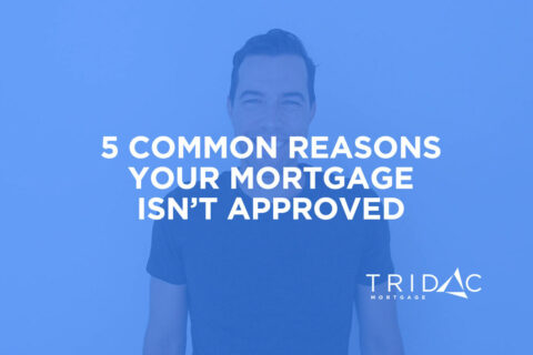 mortgage isn't approved